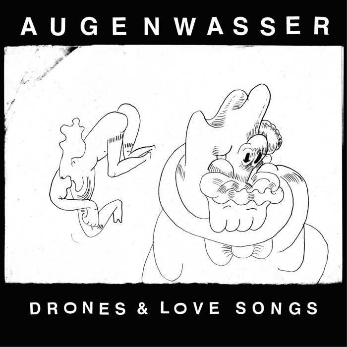 Drones & Love Songs cover art