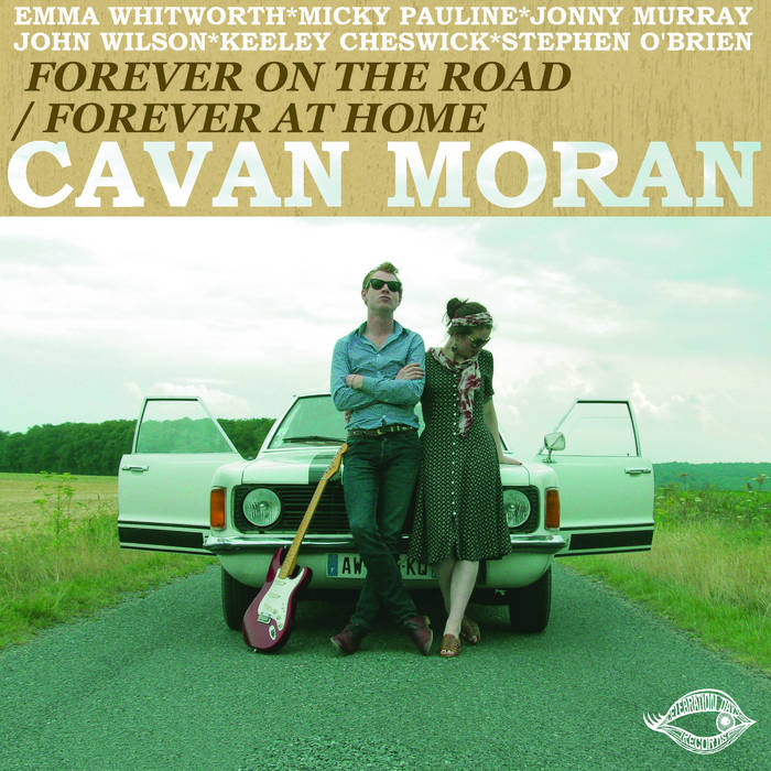 Forever On The Road/Forever At Home cover art