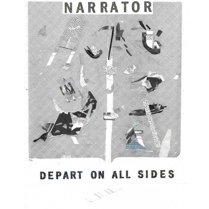 Depart On All Sides cover art