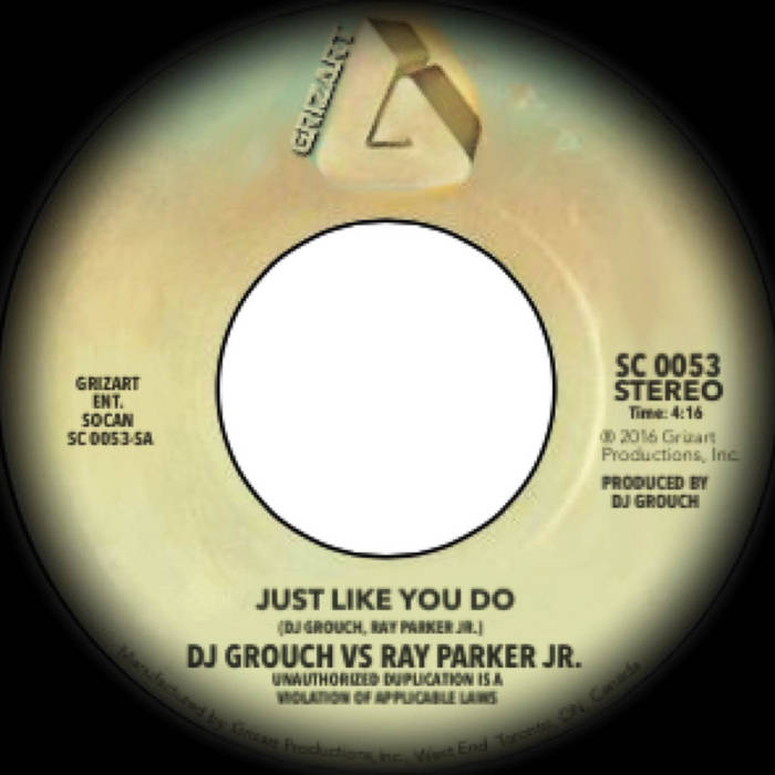 JUST LIKE YOU DO cover art