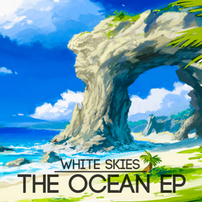 The Ocean EP cover art