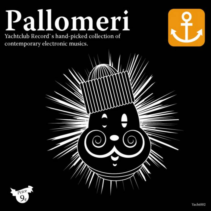 yachtclub volume two: pallomeri cover art