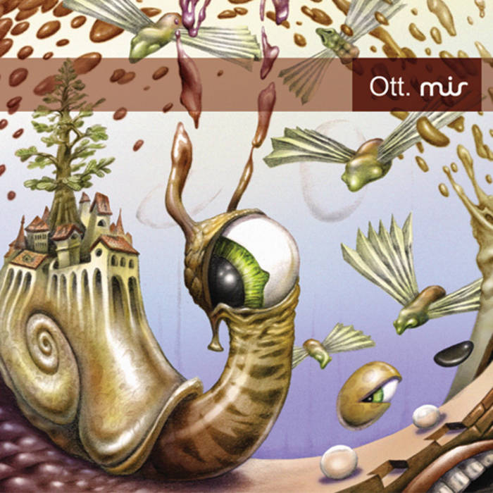 Mir cover art