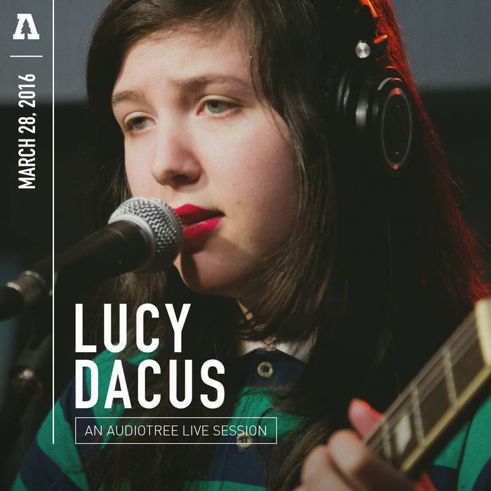 Lucy Dacus - Audiotree Live cover art