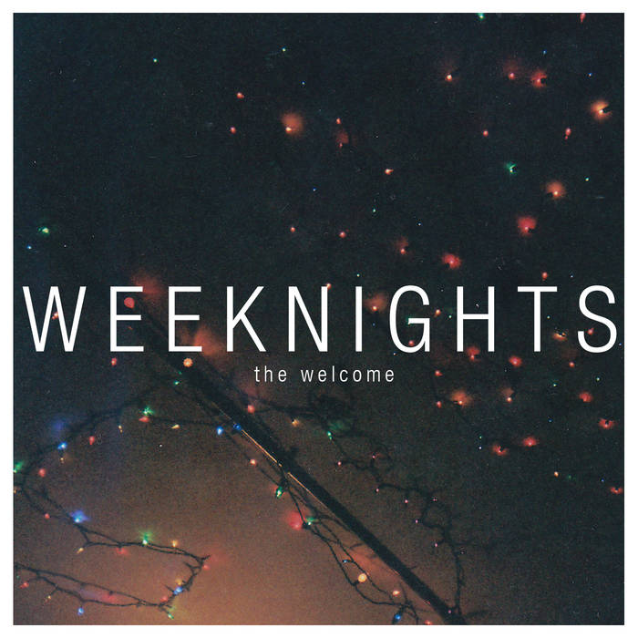 WEEKNIGHTS cover art