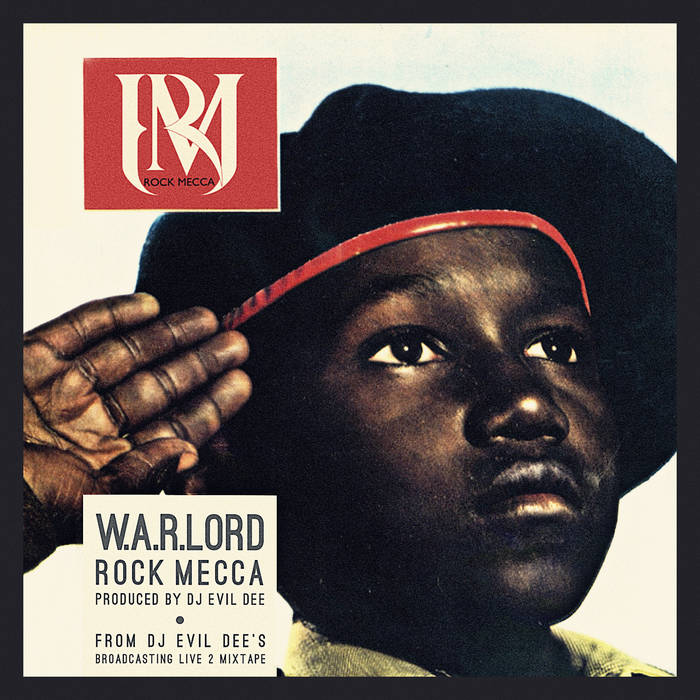 W.A.R.Lord cover art
