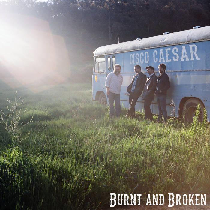Burnt and Broken cover art