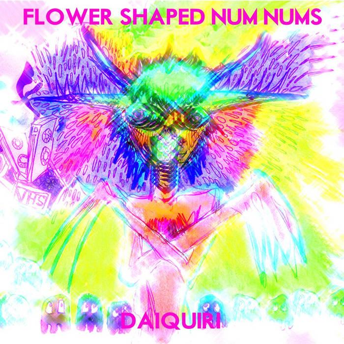 Flower Shaped Num Nums cover art