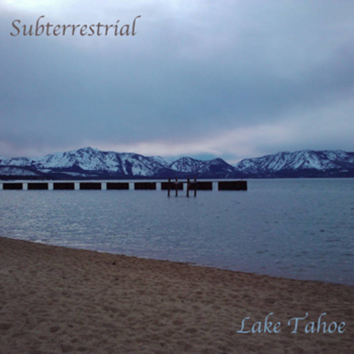 Lake Tahoe cover art