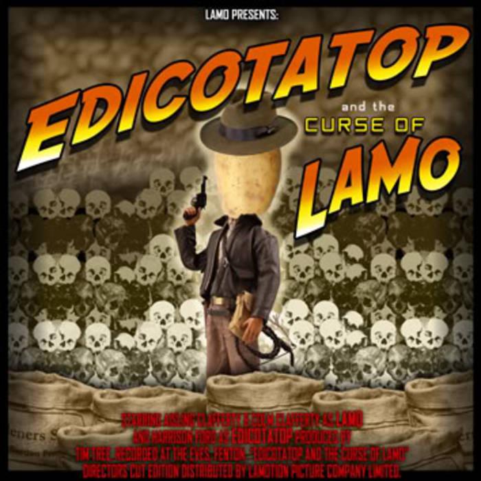 edicotatop e.p. cover art