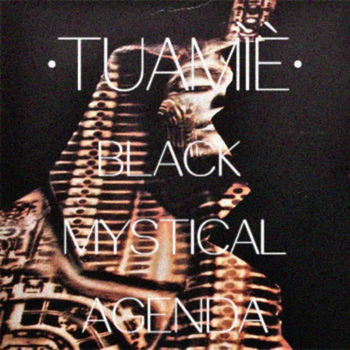 Black Mystical Agenda cover art