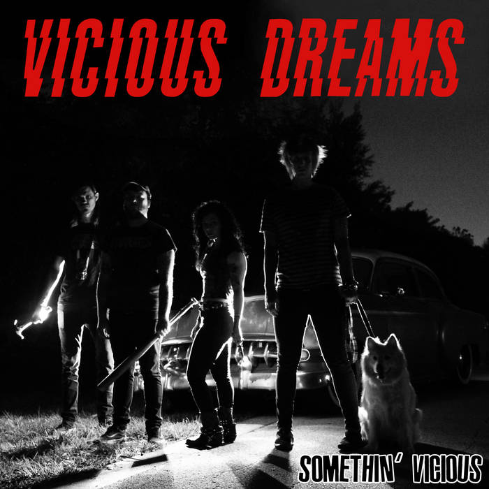Somethin' Vicious cover art