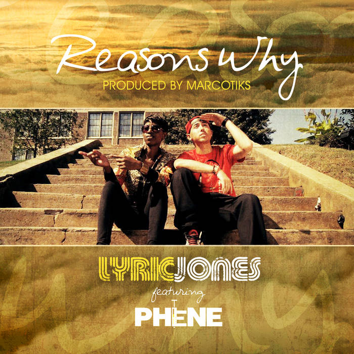 Reasons Why feat. Phene cover art