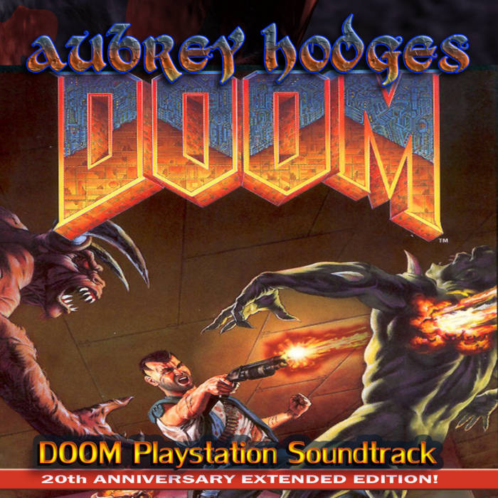 Doom Playstation: Official Soundtrack - 20th Anniversary Extended Edition cover art