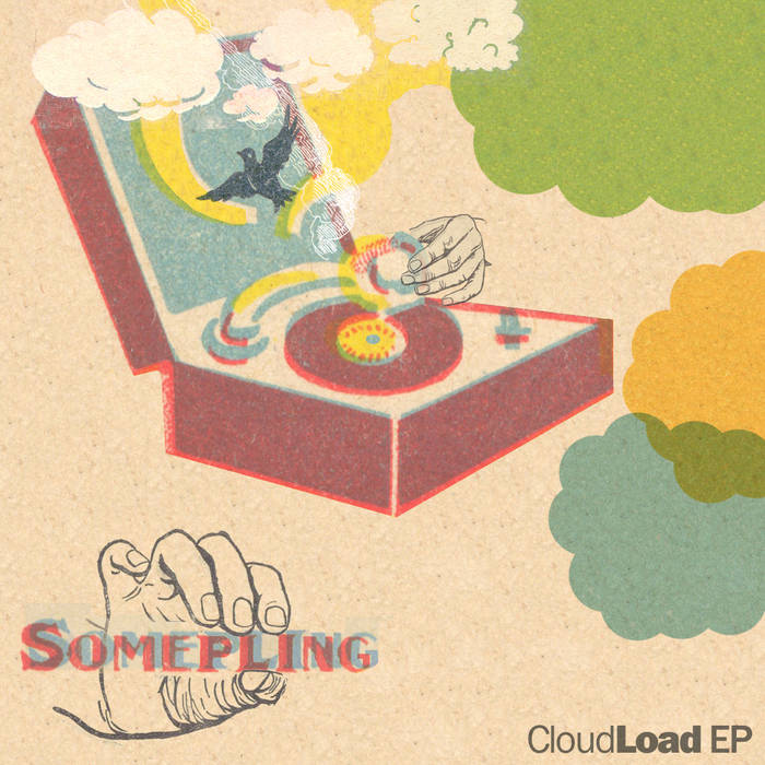 CloudLoad EP cover art