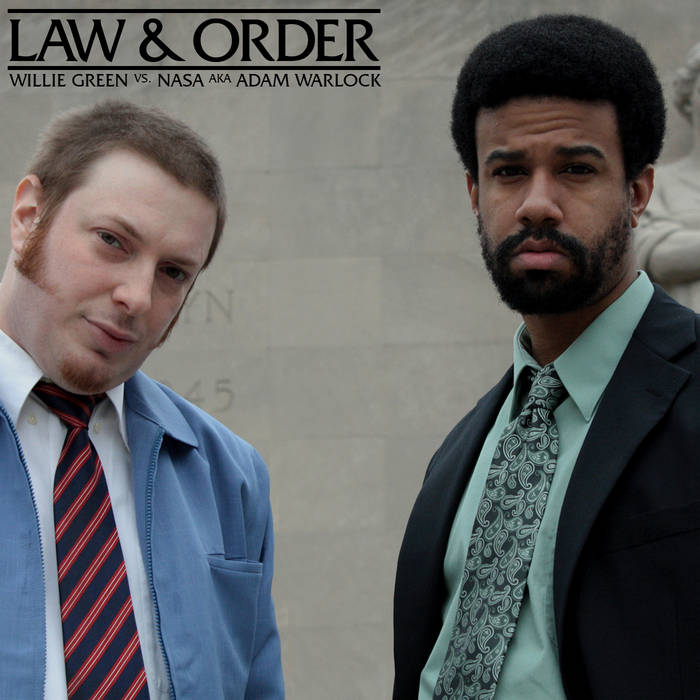 Law & Order cover art