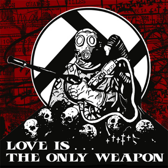 INTEGRITY / CREEPOUT Love is the Only Weapon (Split) cover art