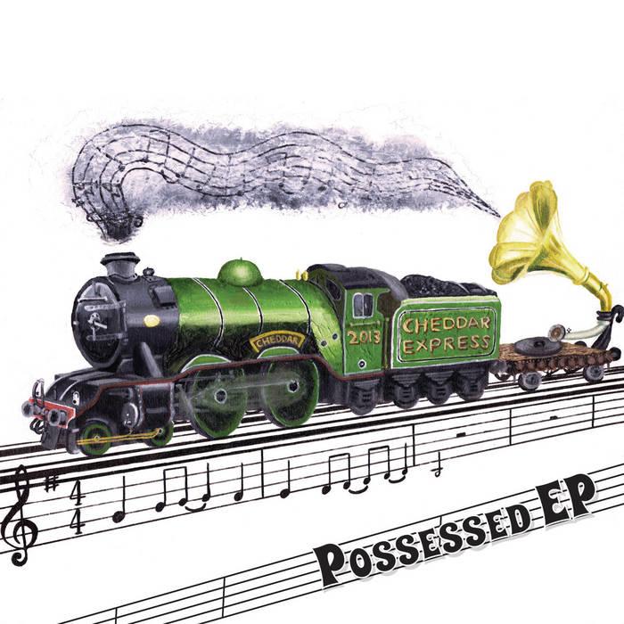 Possessed EP cover art