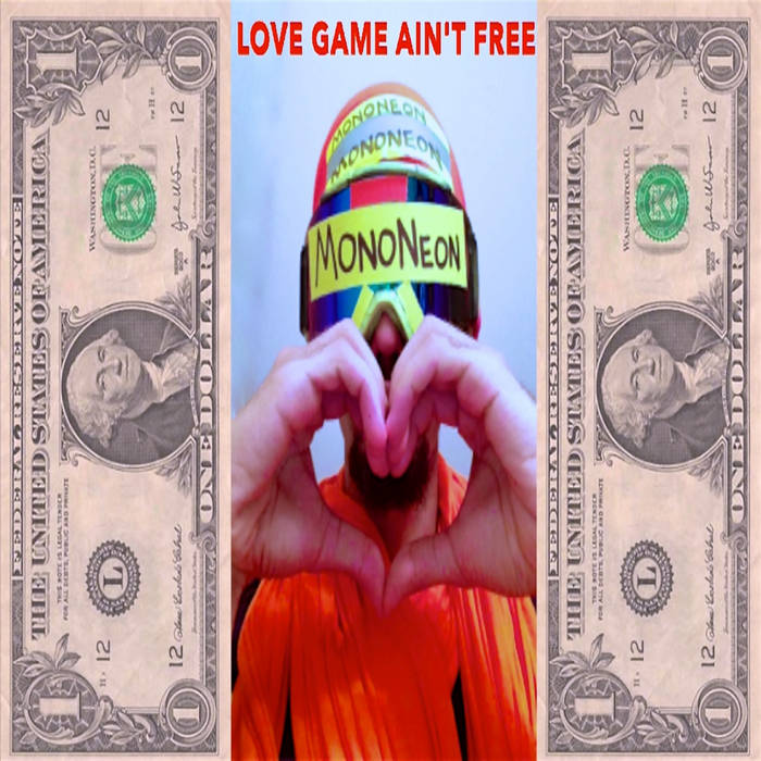 Love Game Ain't Free cover art