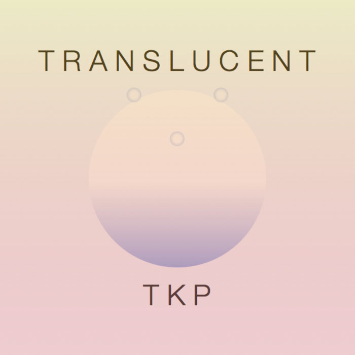 Translucent cover art