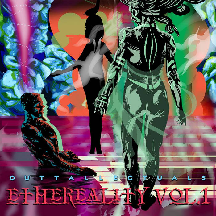 Ethereality Vol. 1 cover art