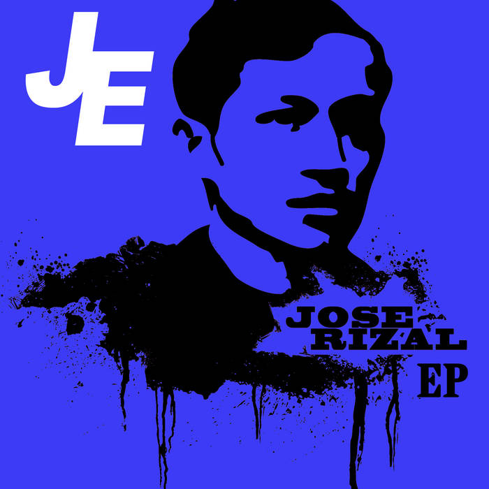 JOSE RIZAL EP cover art