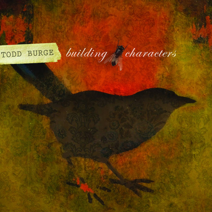 Building Characters (w/ Tim O'Brien, produced by Don Dixon) cover art