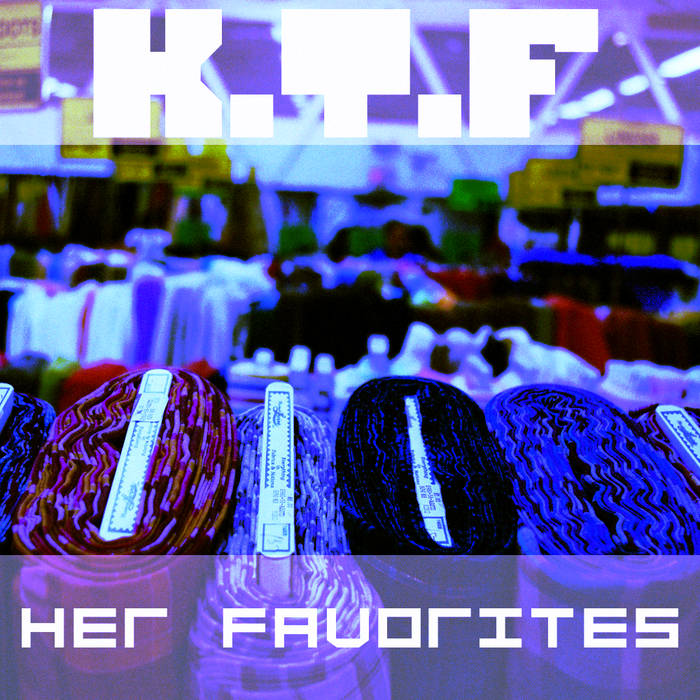 Her Favorites (Beat Tape) cover art