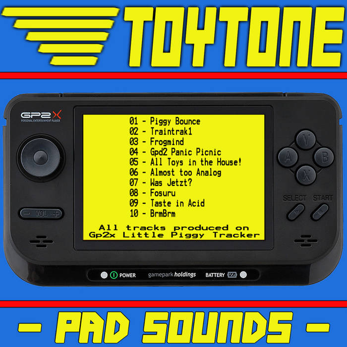 Pad Sounds cover art