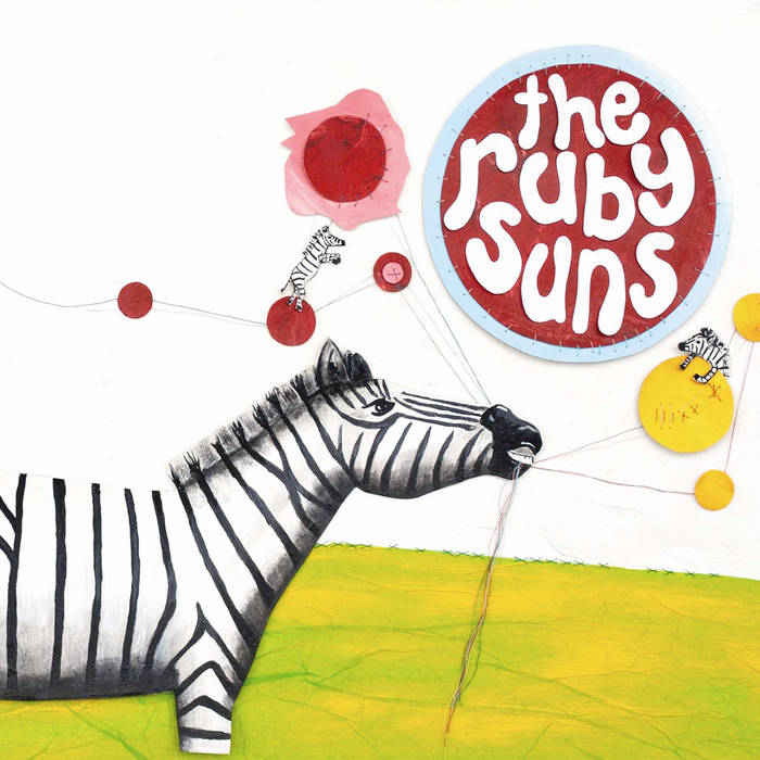 The Ruby Suns cover art