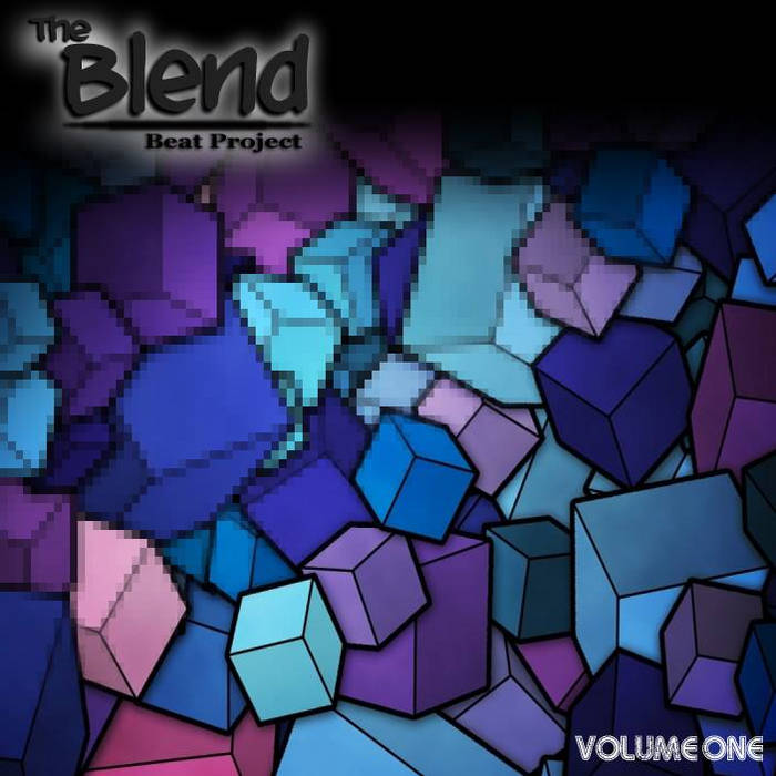 The Blend Beat Project Vol. 1 cover art