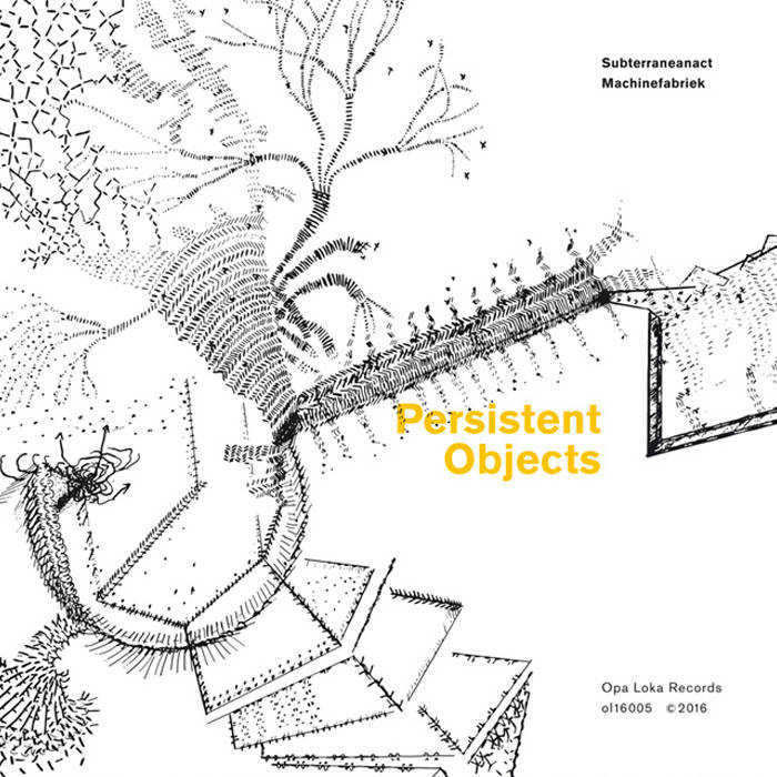 Persistent Objects cover art