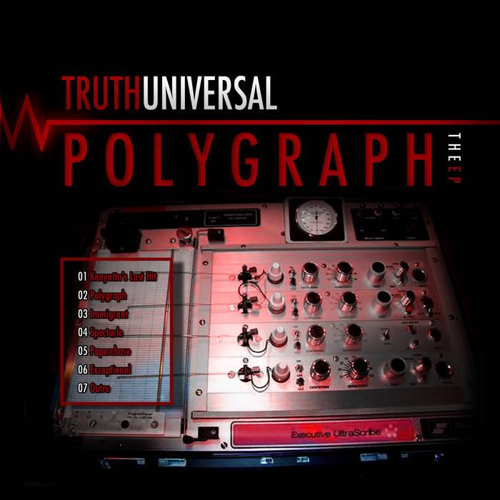 Resistance Vol. 2: Polygraph cover art
