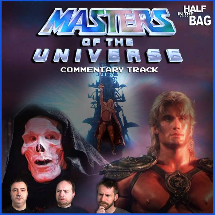 Masters of the Universe Commentary Track cover art