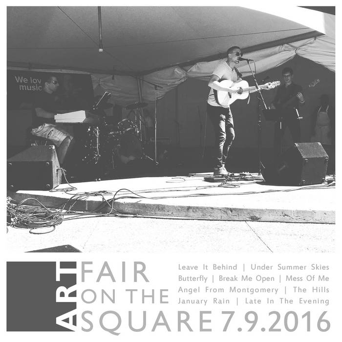 Art Fair on the Square 2016 cover art