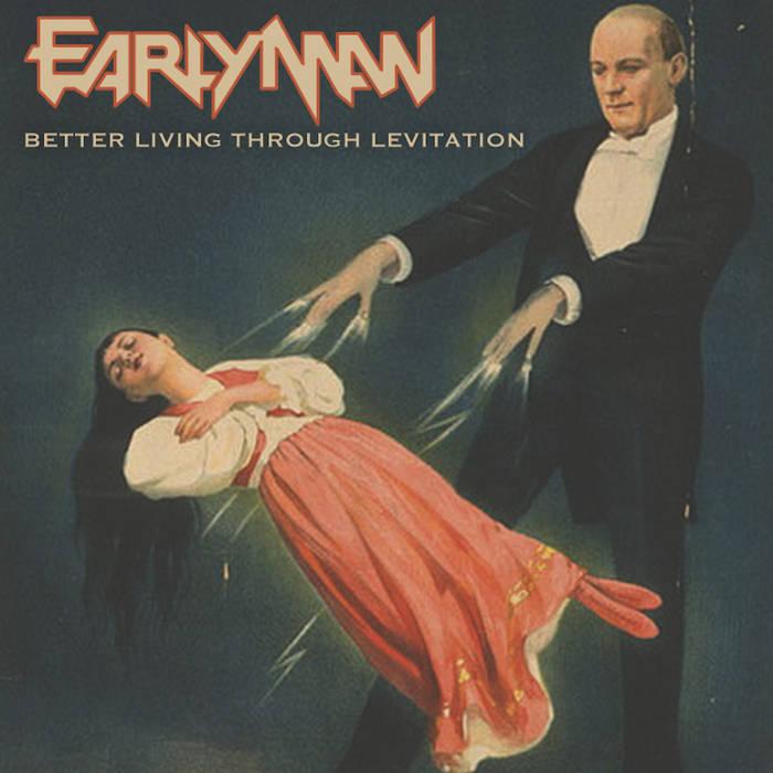 Better Living Through Levitation cover art