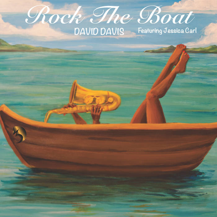 Rock The Boat cover art