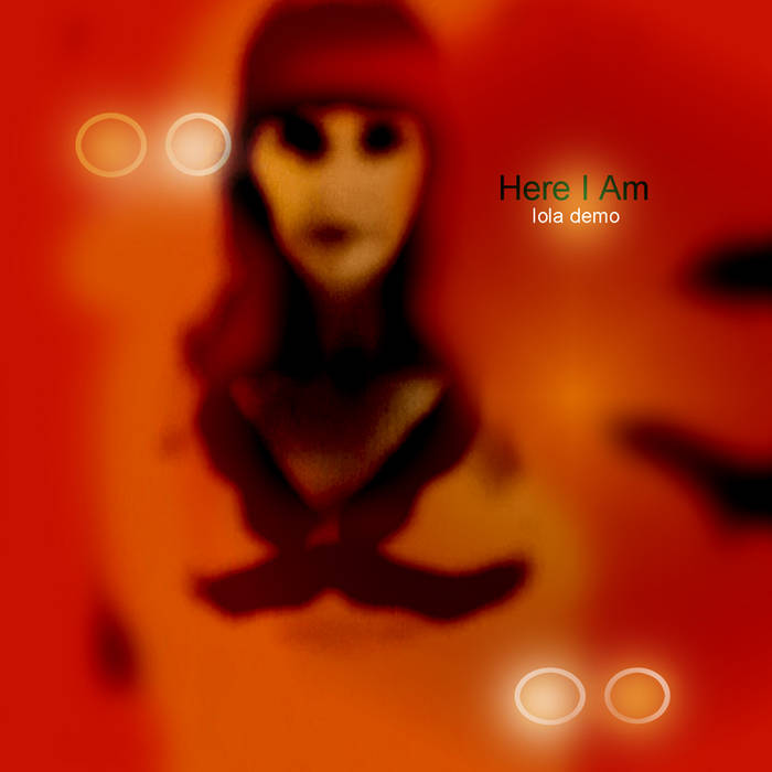 Here I Am cover art