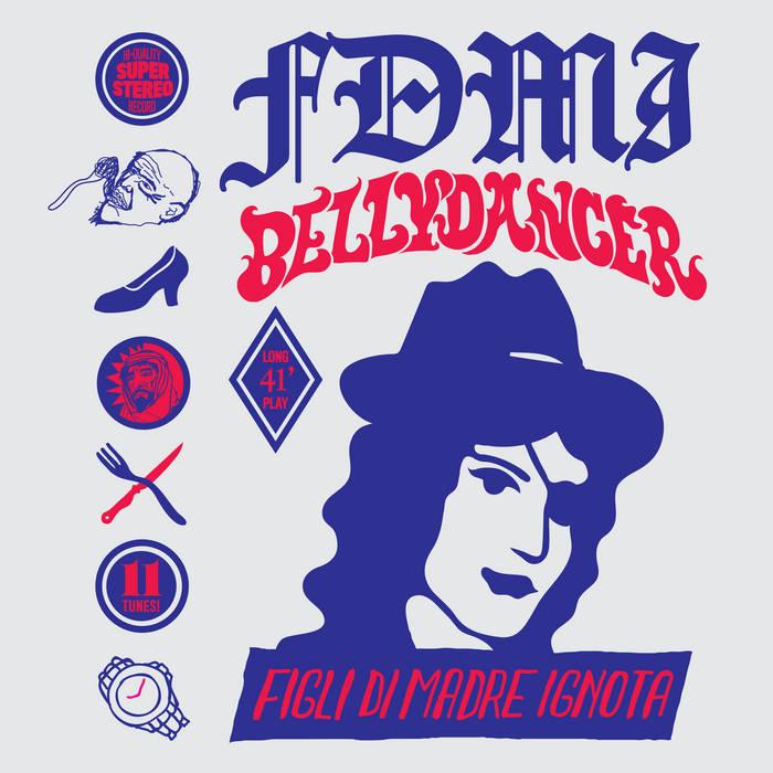 Bellydancer cover art