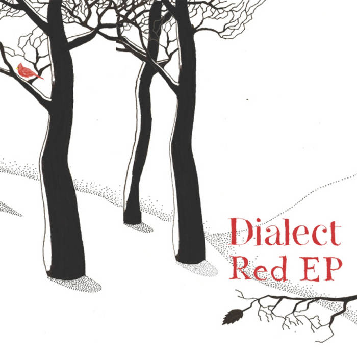 Red EP cover art