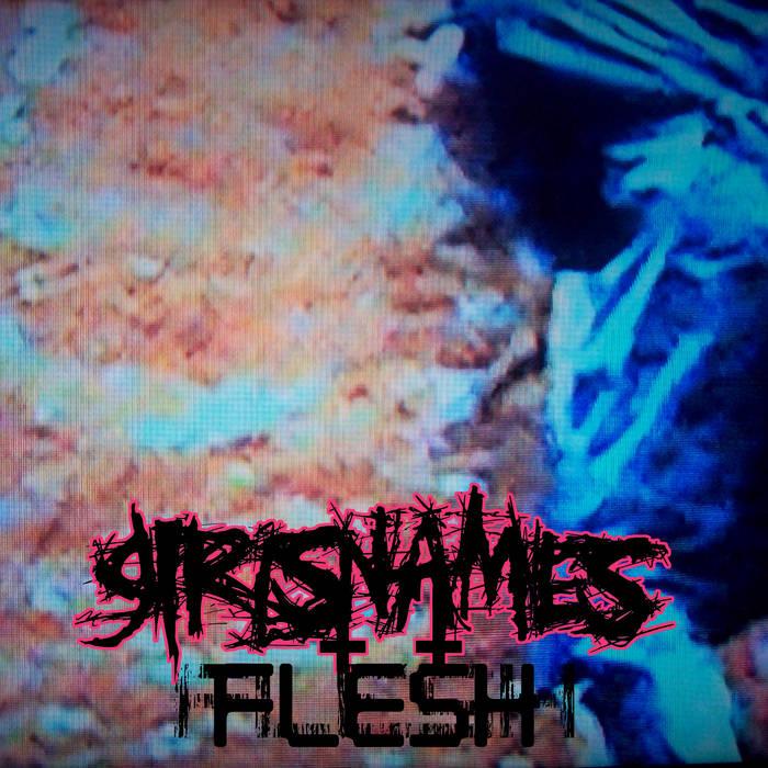 Flesh cover art