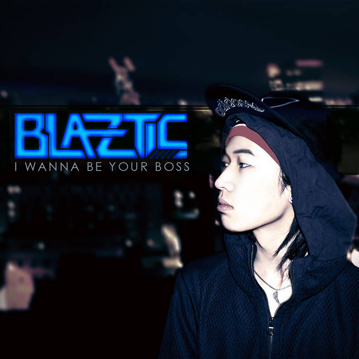 'I Wanna Be Your Boss' EP cover art