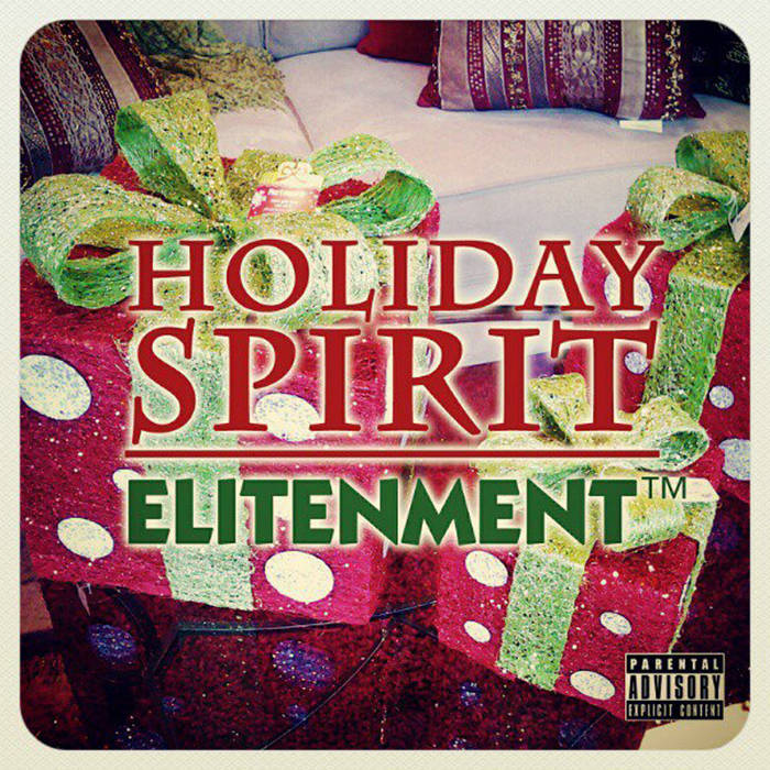 Holiday Spirit (Single) cover art