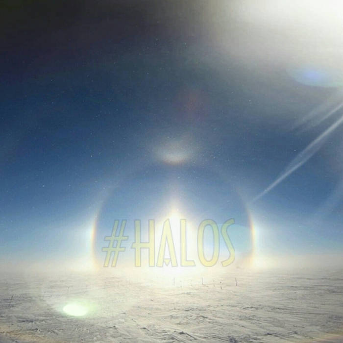 Halos cover art