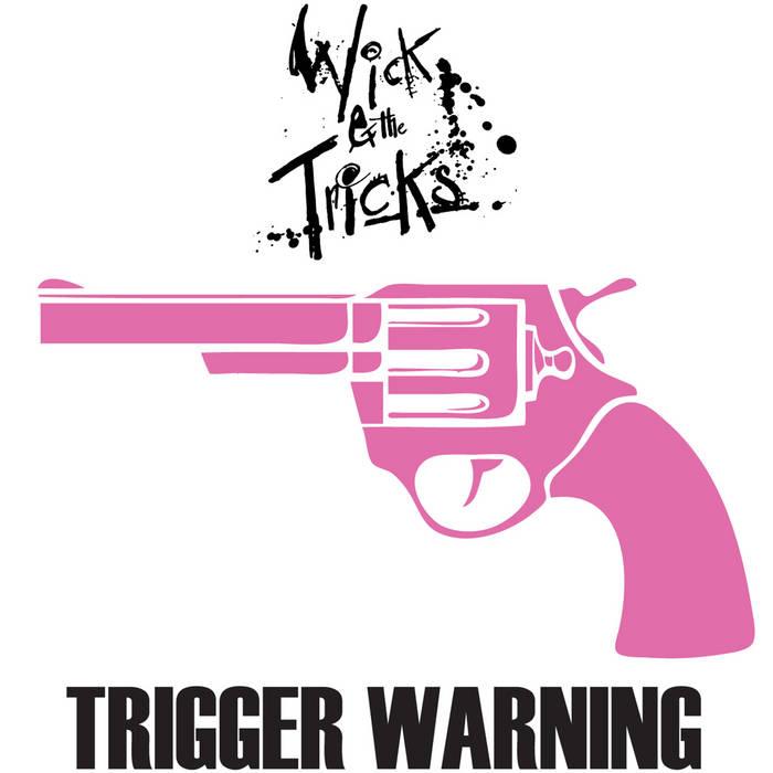 TRIGGER WARNING! cover art