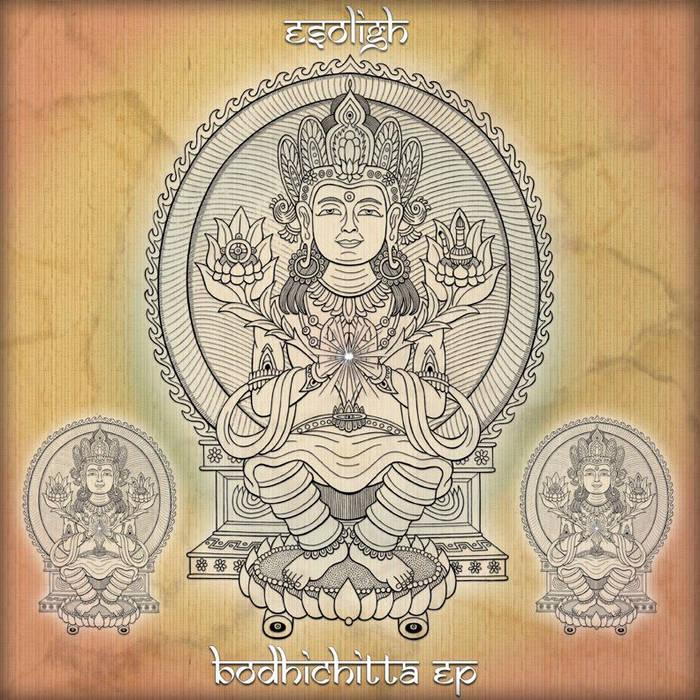 Bodhichitta EP cover art