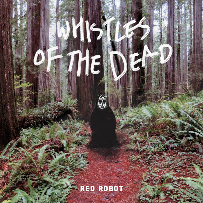 Whistles of the Dead cover art