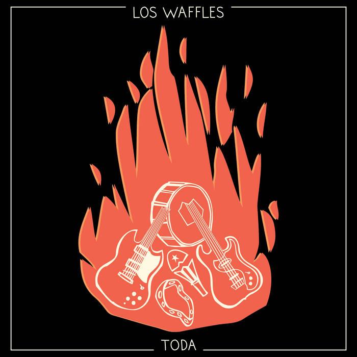 TODA / Cassette cover art