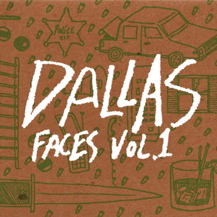 Faces Vol. 1 cover art
