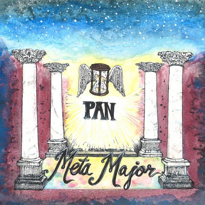 Meta Major! cover art